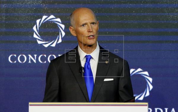 Senador De Florida Rick Scott