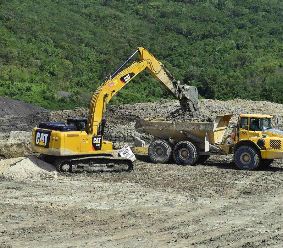 Vertedero Penuelas Valley Landfill Cenizas De Carbon