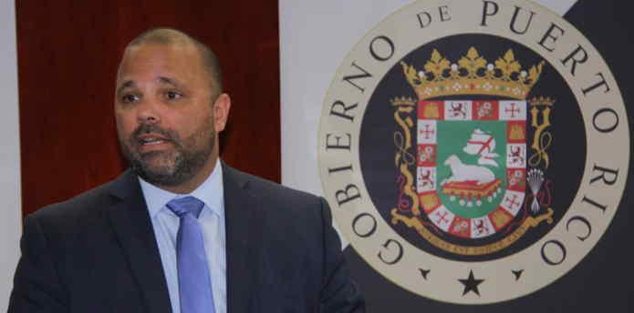 Manuel A Laboy Rivera Secretario De Desarrollo Economico Y Comercio