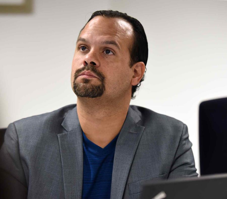 Orville Disdier Nuevo Director Ejecutivo Instituto De Estadisticas De Puerto Rico