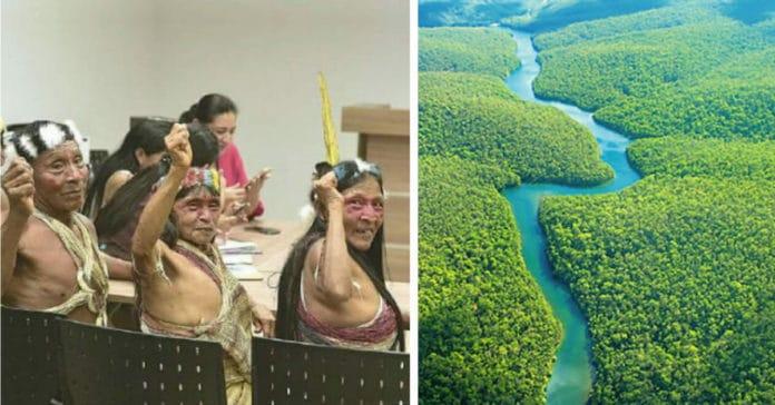 Tribu Del Amazonas