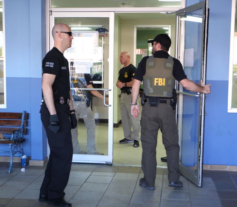 Agentes Federales