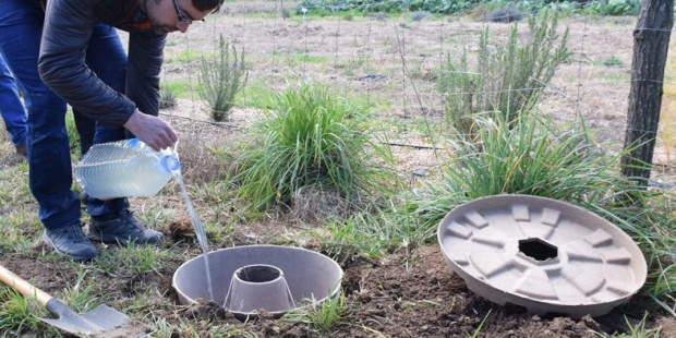 Método Cocoon Biodegradable Reforestacion