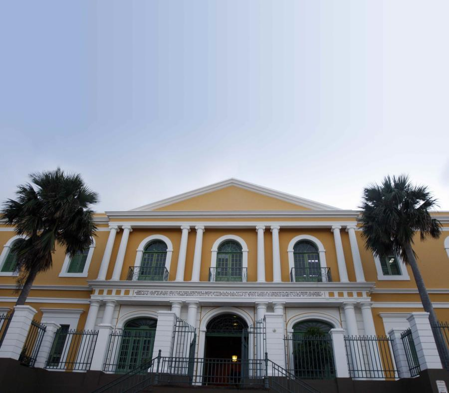 Patrimonio Histórico Puerto Rico