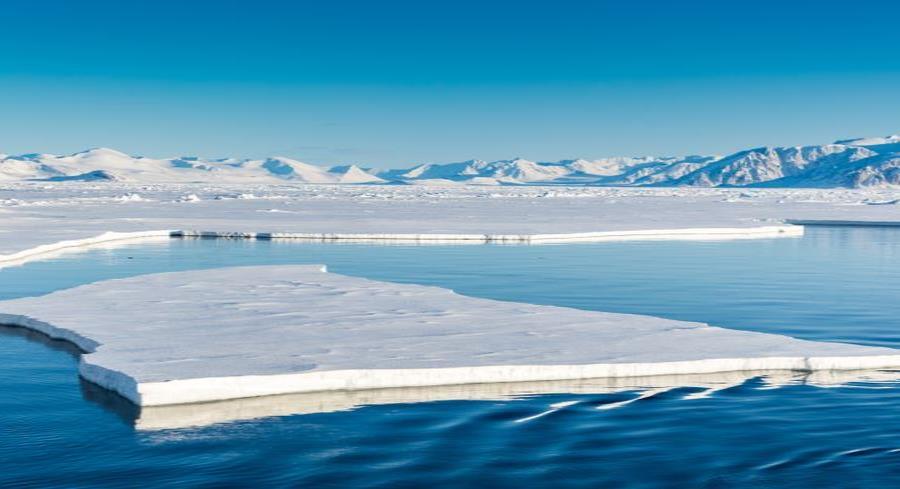 Paisaje En El Artico