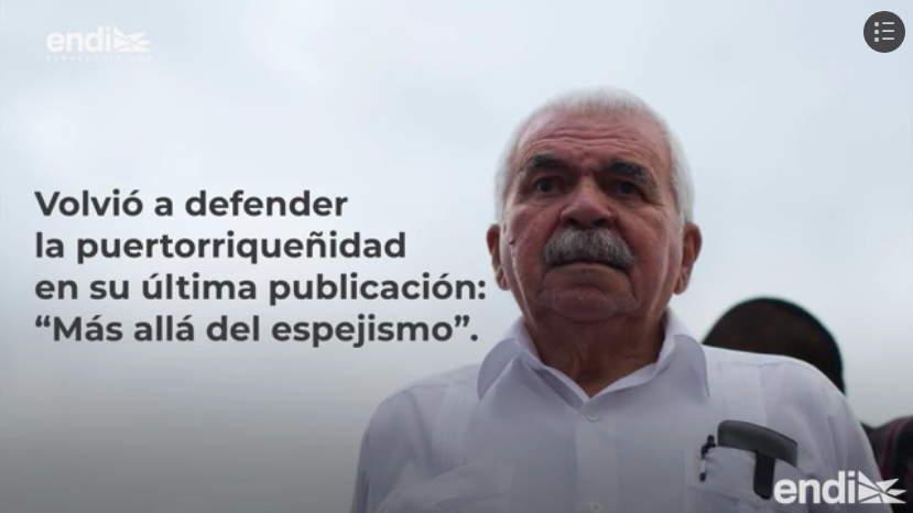 Rafael Cancel Miranda Ex Preso Politico