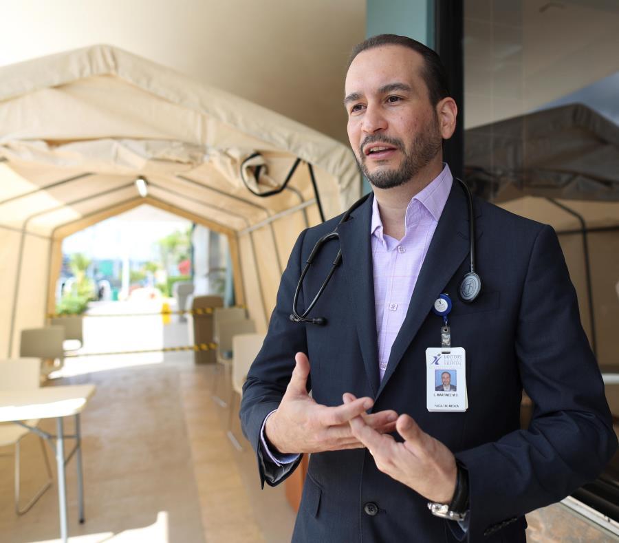 Doctor Lemuel Martinez