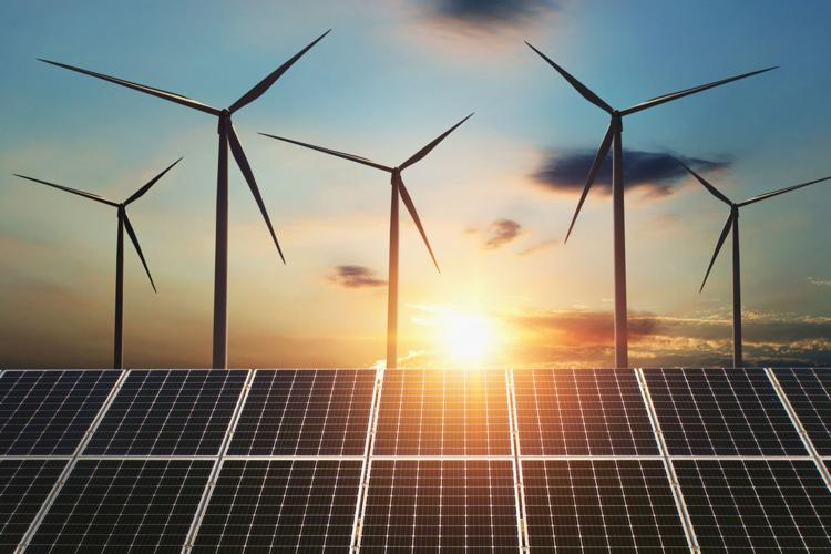 Energia Renovable Solar Eolica