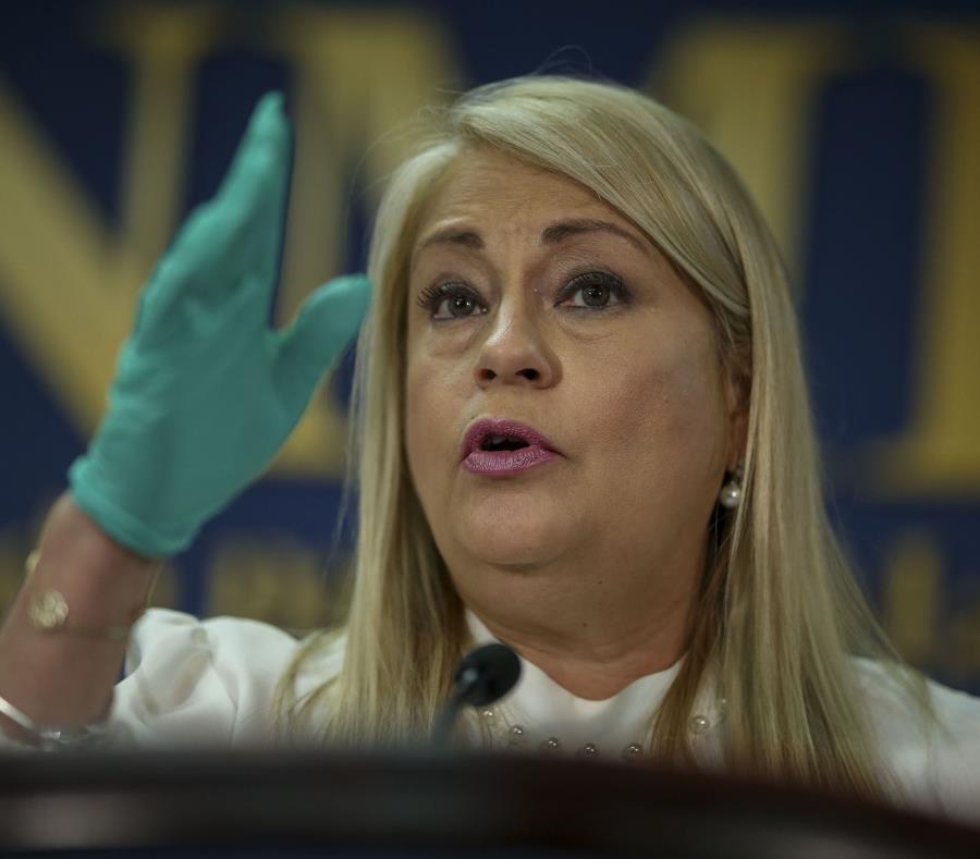 Gobernadora Wanda Vazquez Garced