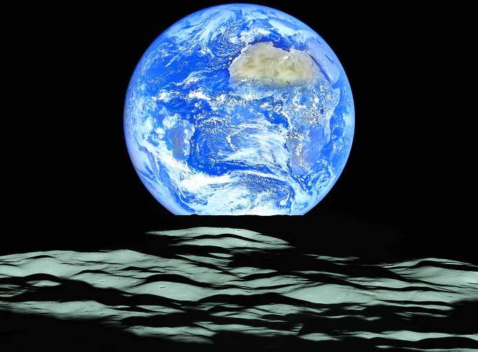 Planeta Mundo Capa De Ozono