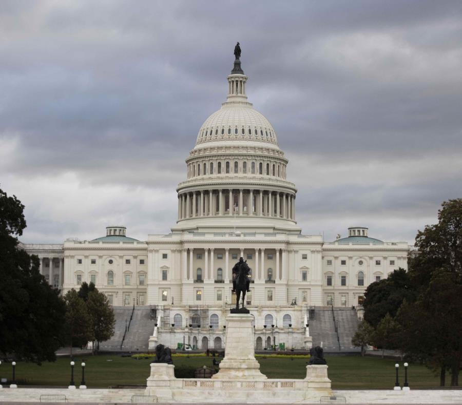 Capitolio Washington DC Sede Congreso Estados Unidos