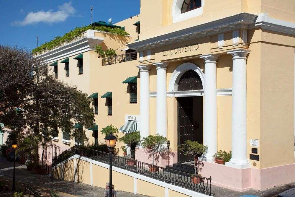 Hotel El Convento Viejo San Juan Puerto Rico