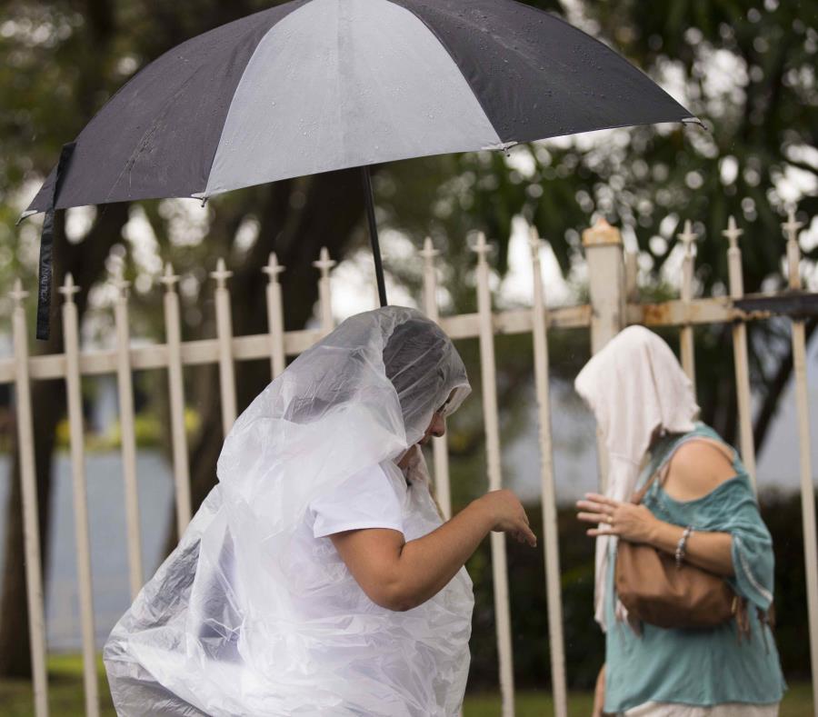 Llueve Y Escampa
