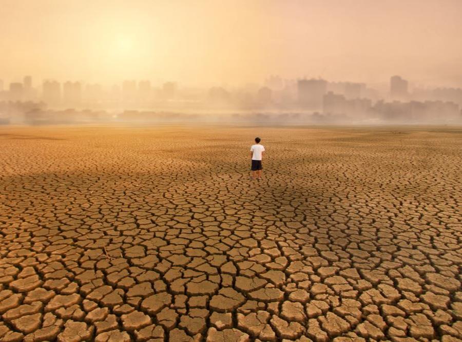Sequia Cambio Climatico