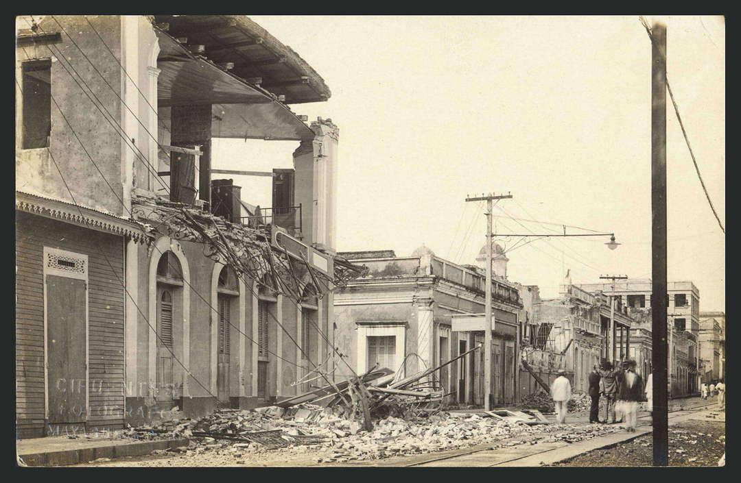 Terremoto Historico