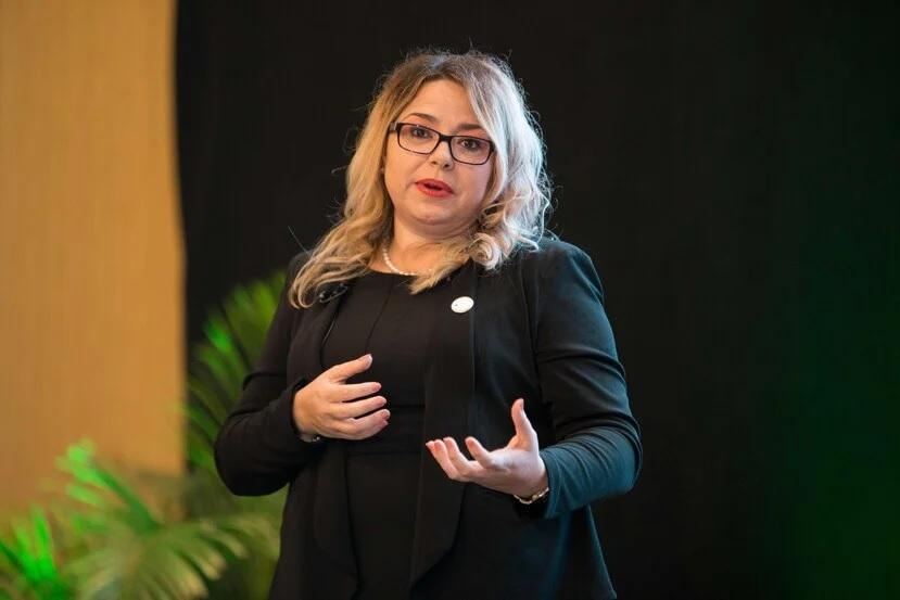 Sol Rosado, presidenta de la Puerto Rico Agricultural Biotechnology Industry Association (Prabia). (Suministrada)
