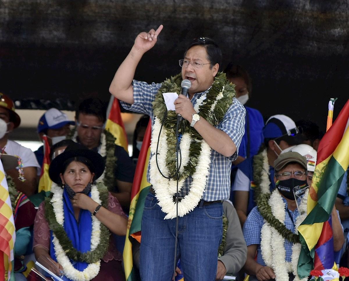 El presidente de Bolivia propone crear la economía de la Madre Tierra