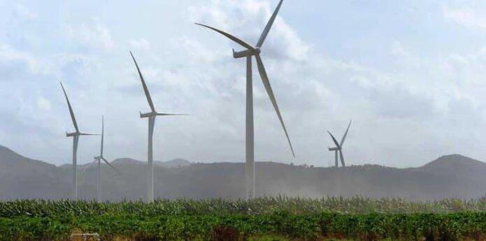 El viento sigue generando energía eléctrica en el sur