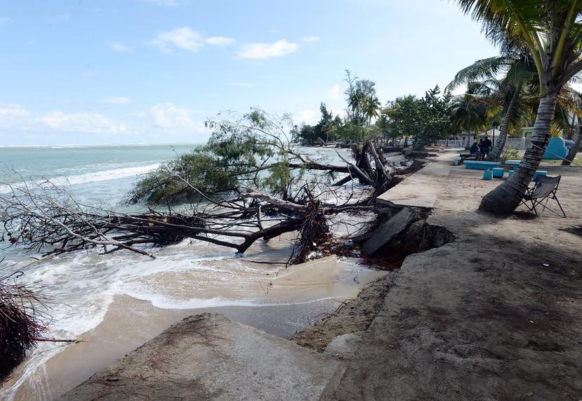Irrebatibles los efectos en Puerto Rico de la crisis climática